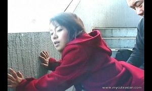 asian moms  blowjob  cute mom  mature  outdoor sex
