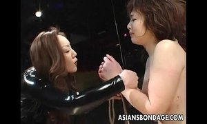 asian moms  bondage  mature