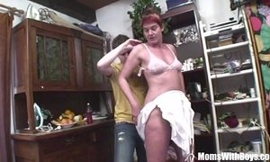 ass fuck  cock  grandma  pounding  young