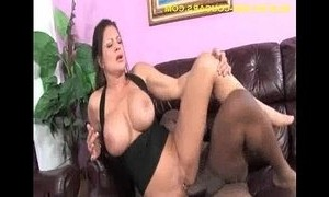 black mature  cougar mama  meaty