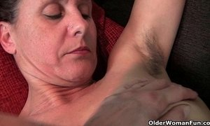 granny hairy pussy old granny puffy nipples