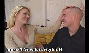 cougar mama  seduced  swingers