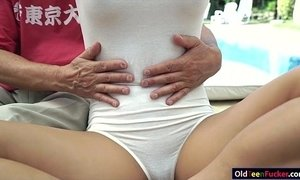 blonde mature fuck grandpa old cunt pussy sweet wifes