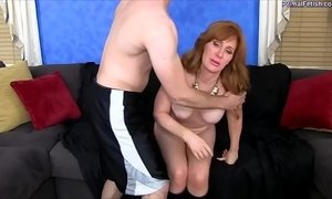 fuck  son and mommy  woman