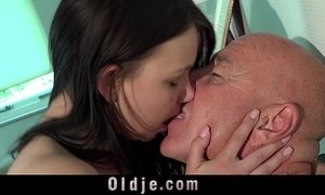 fuck  kitchen  man vs woman  old cunt  wife  young