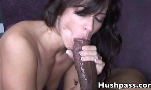 creampie  cuckold  interracial