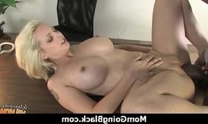 black cock  cougar mama  monster  pussy  white chick