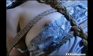 asian moms  fuck  tied  woman